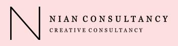 logo NianConsultancy roze