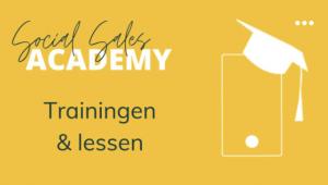 Social sales academy logo